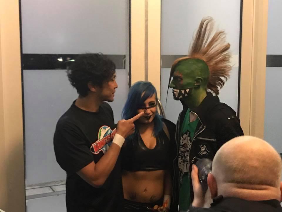2017年7月28日(金)BCW(Battle Championship Wrestling) オーストラリア
