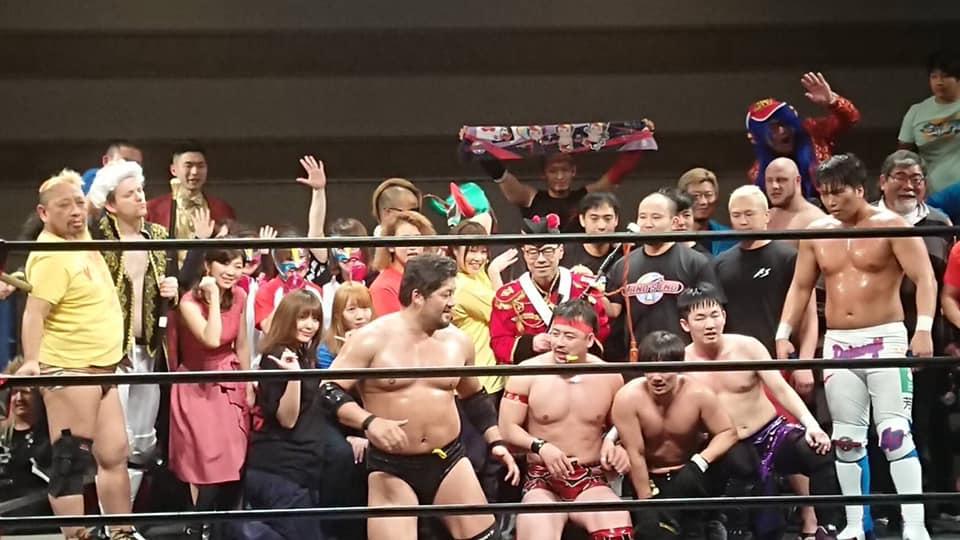 【試合結果】2月6日ランズエンド横浜大会